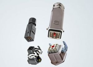 Connecteur rectangulaire industriel miniature | Harting