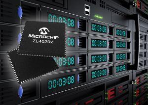 Tampons d'horloge PCIe à 20 sorties | Microchip