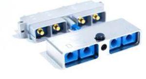 Connecteurs I/O rectangulaires bas profil et modulaires | Nicomatic