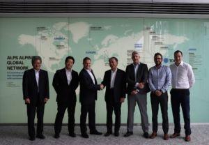 Sigfox noue un partenariat industriel d'ampleur avec Alps Alpine