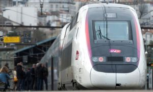 Alstom remporte un contrat de 335 M€ pour le TGV Atlantique