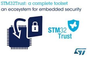 Panoplie d'outils de cyberprotection destinés aux concepteurs de produits IoT : STMicroelectronics