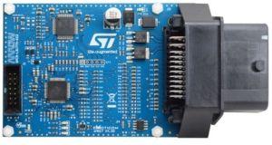 ST s'associe à Arrow pour une conception de référence conforme à la nouvelle réglementation automobile