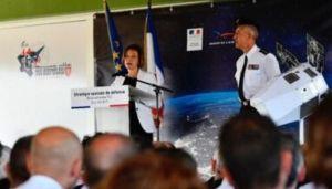 La France présente sa stratégie spatiale de défense