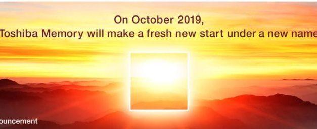 Toshiba Memory sera rebaptisée « Kioxia » en octobre