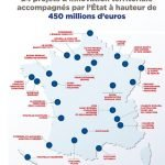 450 millions d'euros pour les 24 lauréats de l'action « Territoires d'innovation »