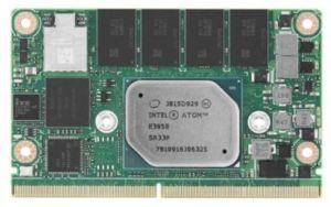 Module SMARC à plateforme Intel pour l'automatisation industrielle   Advantech