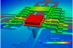 Cosimulation électrique-thermique pour l'analyse au niveau système | Cadence