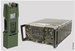 Thales démarre la production de sa radio logicielle Contact à Cholet
