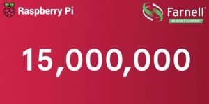 Farnell a vendu 15 millions de cartes Raspberry Pi