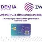 Idemia réduit considérablement le nombre de composants sur les cartes de paiement biométriques