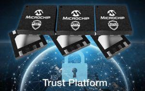 Microchip simplifie la sécurité matérielle de l'Internet des objets avec des solutions prêtes à l'emploi