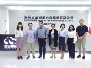 Rutronik distribue le spécialiste chinois du Bluetooth Minew