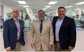 Molex inaugure un centre de R&D en optique dans le New Jersey