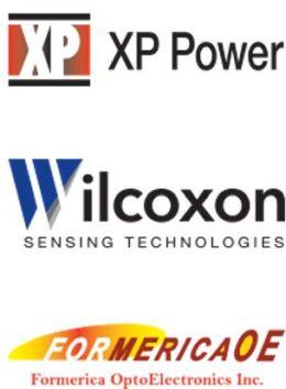 Mouser distribue XP Power, Formerica et Wilcoxon