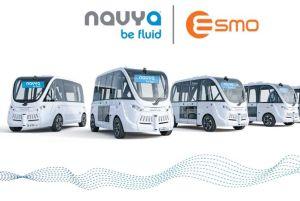 Conduite autonome : le Coréen Esmo apporte 20 M€ à Navya