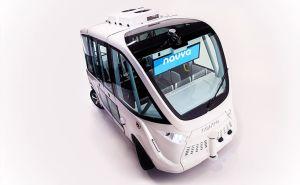 Navya va tester une navette en autonomie complète au 1er semestre 2020