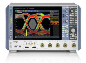 Rohde & Schwarz double à 16 GHz la bande passante maximale de ses oscilloscopes RTP