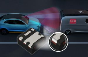 MOSFET compacts de qualité automobile | Rohm
