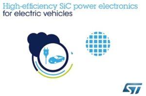 ST fournira à Renault-Nissan-Mitsubishi des composants SiC pour la recharge des véhicules électriques