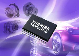 CI de commande sans capteur de moteurs CC sans balais | Toshiba