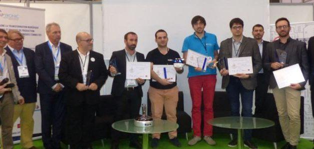 Mainbot, OSE Group, FasTeesH, TiHive et Lacaraf remportent les trophées Cap'Tronic 2019