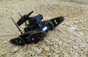Nexter et ECA vont livrer 56 micro-robots de reconnaissance à la DGA