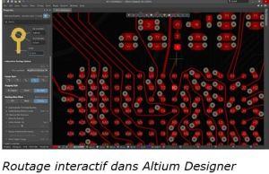 Dernière version du logiciel de CAO de circuits imprimés d'Altium