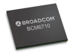 Jeux de circuits pour décodeurs et modems : L'Europe bride Broadcom