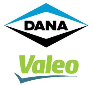 Valeo et Dana s'allient dans les systèmes 48 V pour véhicules hybrides et électriques