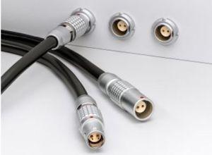 Connecteur push-pull SPE (Single Pair Ethernet)   Lemo