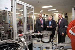 Molex va supprimer 500 emplois en Irlande