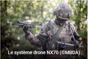 La PME aixoise Novadem livre ses mini-drones à la DGA