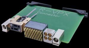 Les connecteurs RVPX-VITA sont désormais disponibles en Europe auprès d'Amphenol Socapex