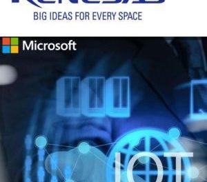 Renesas collabore avec Microsoft dans l'IoT