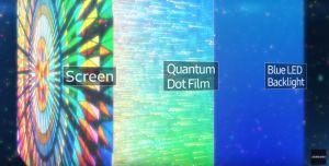 Samsung Display va investir 11 milliards dans les afficheurs QD-Oled