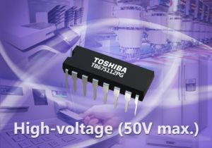 Circuit de commande de solénoïde haute-tension à 2 canaux | Toshiba
