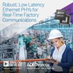Solution pour environnement Ethernet industriel | Analog Devices