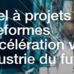 50 millions d'euros pour l'appel à projets « Plateformes d'accélération vers l'industrie du futur »