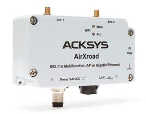 Point d'accès et client WiFi 11n pour applications embarquées | Acksys