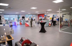 Ametek crée un centre de solutions technologiques à Élancourt