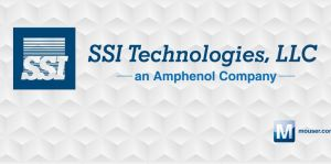 Mouser Electronics distribue Amphenol SSI