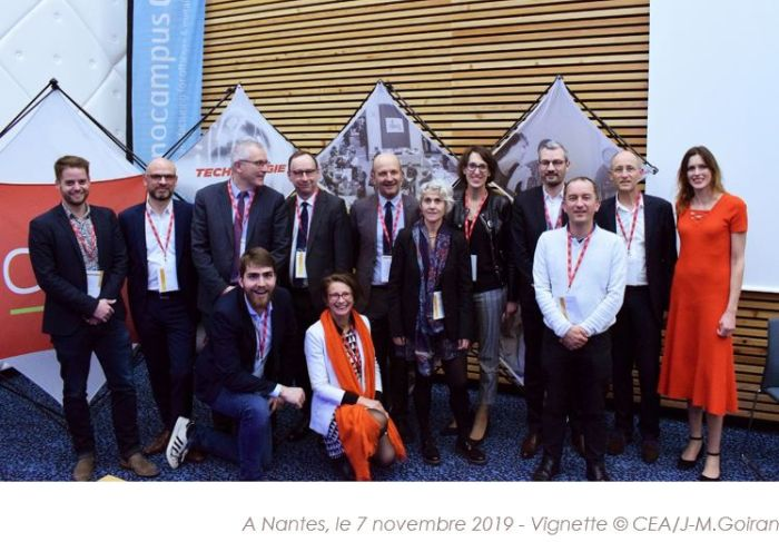 Le CEA et Le Village by CA accélèrent la mise à disposition de technologies en régions