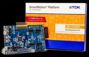 Arrow Electronics élargit sa gamme de capteurs avec InvenSense/TDK