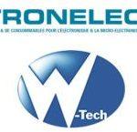Distribution d'équipements et de consommables : Metronelec rachète W-Tech