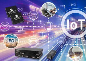 Jusqu'à 90 W sur les câbles Power-over-Ethernet | Microchip