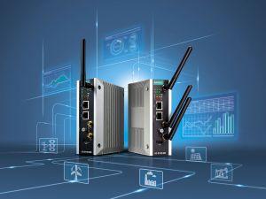 Passerelle de périphérie IIoT compatible Azure