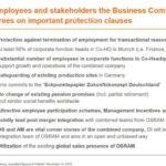 Osram boucle un accord global de rapprochement avec AMS