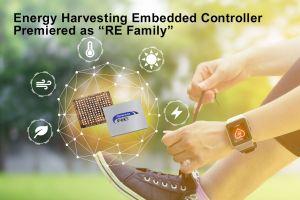 Contrôleurs embarqués à récupération d'énergie | Renesas Electronics