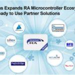 Renesas étend son écosystème de partenaires pour les microcontrôleurs